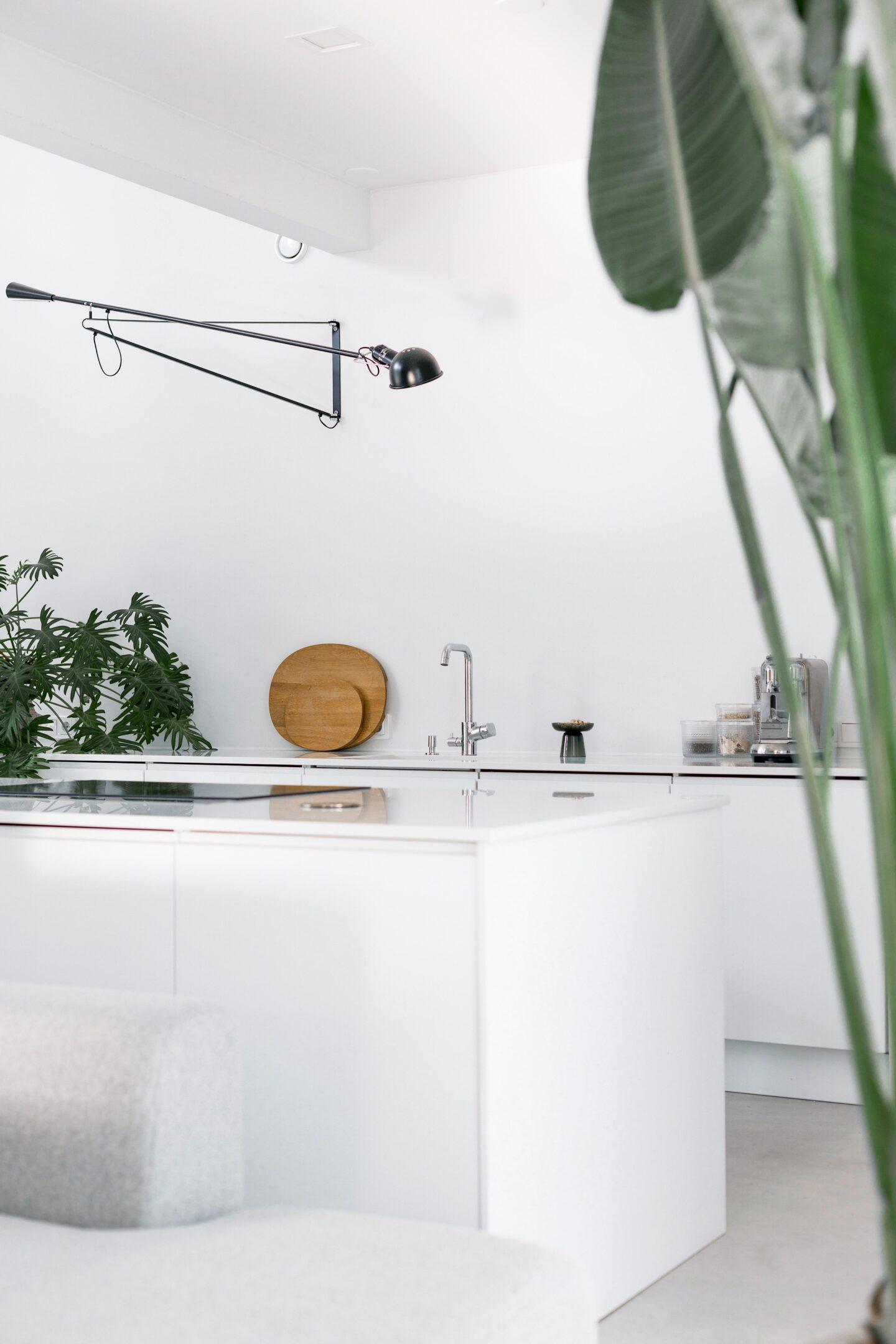 Ajattoman keittiön suunnittelu